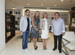 the furniture and interior design firm baltus presented its new collection and its exclusive showroom in marbella on the 5th of september baltus furniture