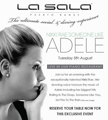 Adele Tribute @ La Sala, Puerto Banus August 5 - 12397-image-714