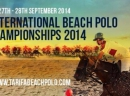 Tarifa International Beach Polo Championships 2014