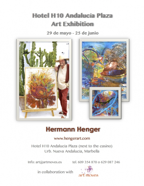 Art Exhibition Hermann Henger