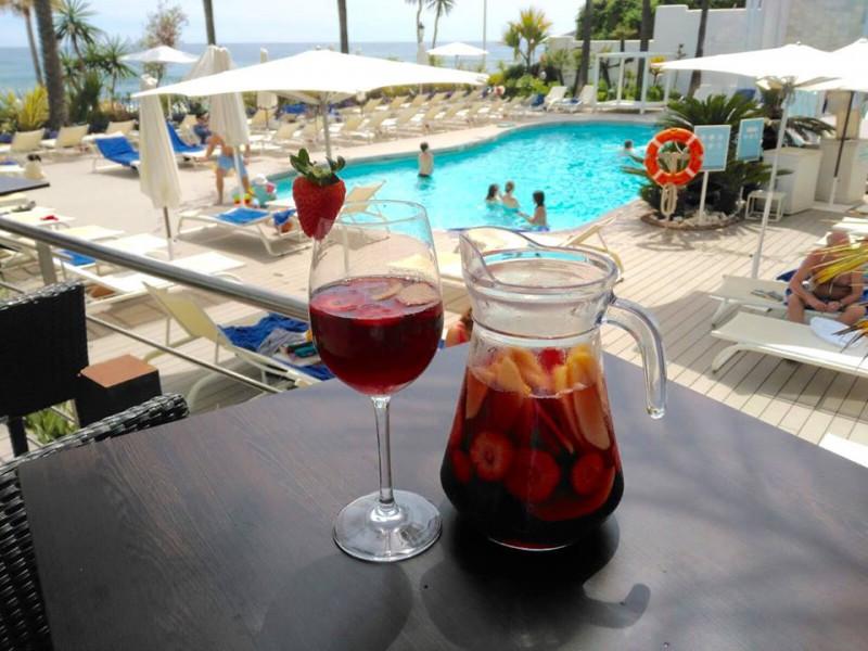 Sea grill restaurant puente romano beach resort and spa - Sea grill marbella ...