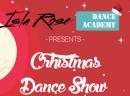 Isla Rosa Dance Academy Christmas Dance Show Fundraising