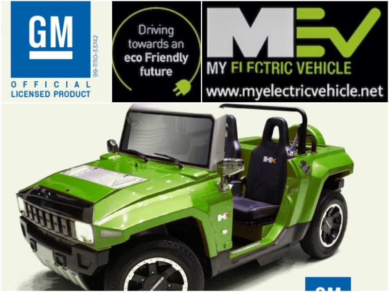 Electric Hummer Hx Now Available In Marbella Oasis Business Center