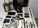 Algerian gang targeting wealthy tourists in Marbella were arrested with almost €500,000 worth of stolen goods, July 2017