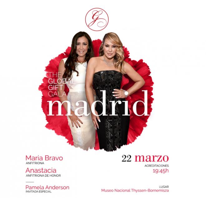 Global Gift Gala Madrid @ Thyssen-Bornemisza National Museum, Mar ...