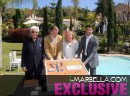 Marbella Mayoress Ángeles Muñoz placed the first stone of Don Miguel Hotel reopening.