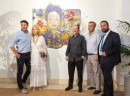 Urbano Galindo exhibition from 19th July to 8th August 2018 @Kempinski Hotel Bahía
