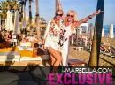 Karina Miller Blog 6: Blazing party at Nikki Beach Marbella 2018