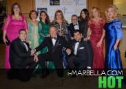 2c6b8a835 Desfile de moda de Patrica Duran en la Gala Los 100 Marbella de Oscar  Horacio - 15 de marzo de 2019