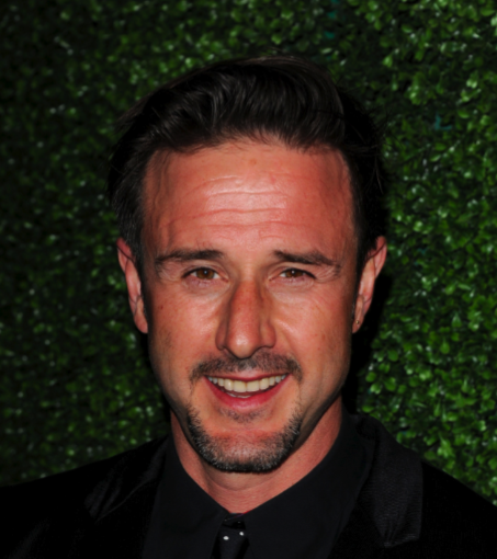 david arquette accident pictures. David Arquette Involved in Bad