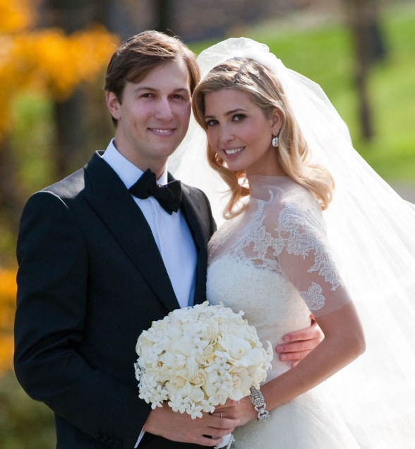 ivanka trump husband jared kushner. Ivanka Trump and Husband Jared