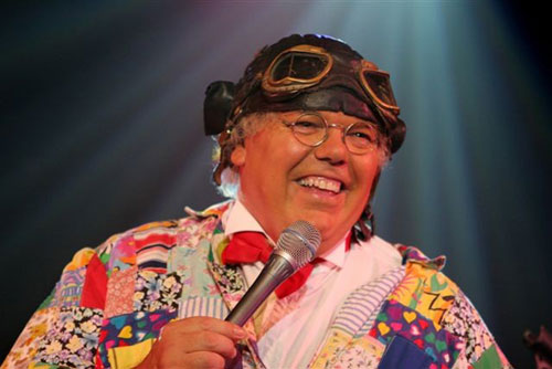Roy chubby brown live probably