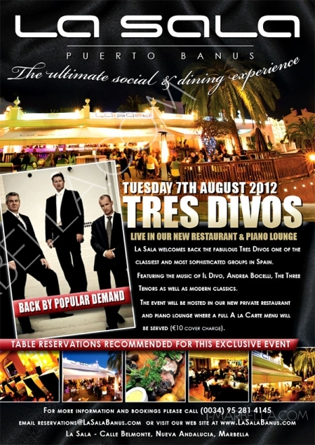 Sala Group offers 31 days of entertainment in their venues in August!