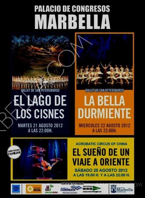Circus of China @ Palacio Congresos de Marbella