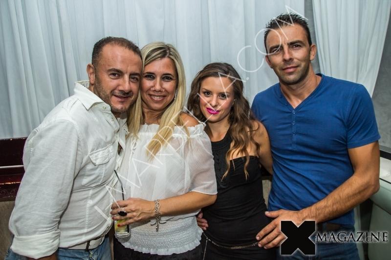 Weekend at Lemmon Bar in Marbella Port