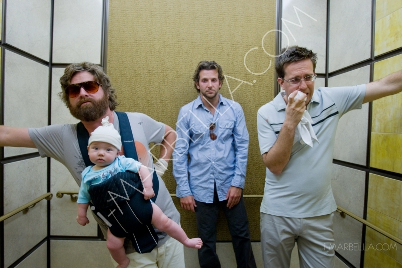 The Hangover Director Wants Tiger Woods for Sequel