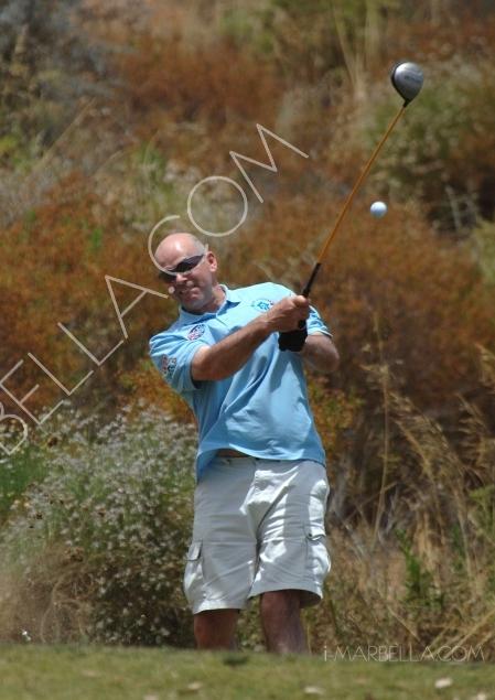 Max Clifford Celebrity Golf