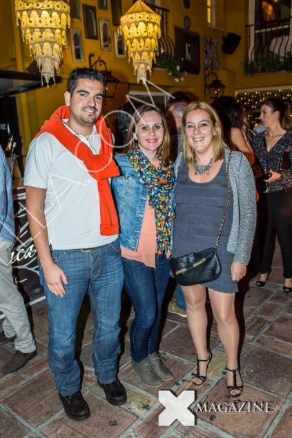 Swing Night at Finca Besaya