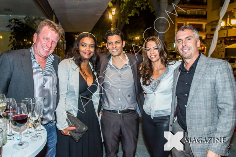 Hottest couple in Marbella opened an exciting new restaurant iThaila