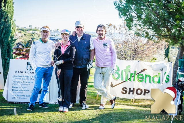 Primer Pro AM Golf Tournament at Monte Paraiso Golf Course