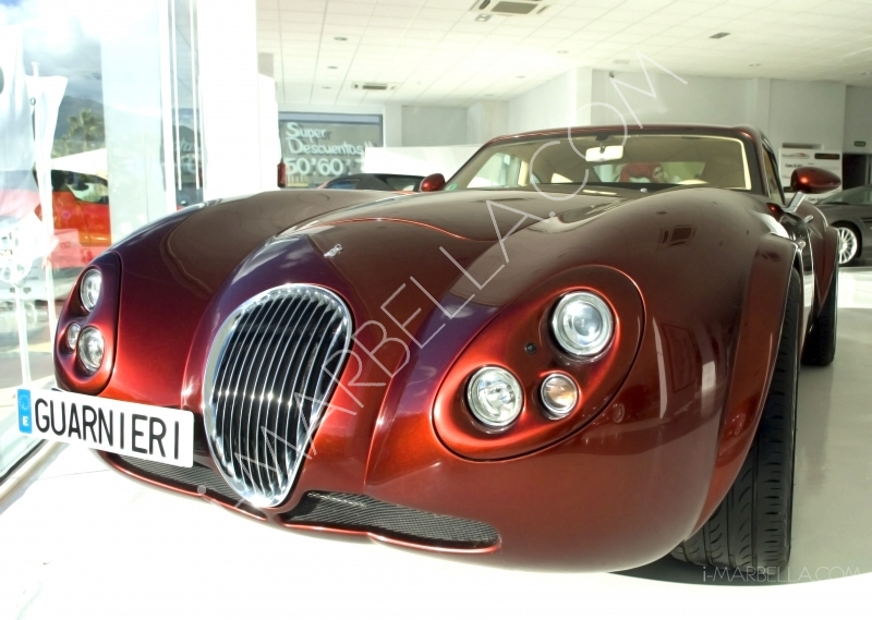 Nicola spends 10 minutes with Friedhelm Wiesmann, half of the genius duo responsible for creating one of the world´s sexiest cars