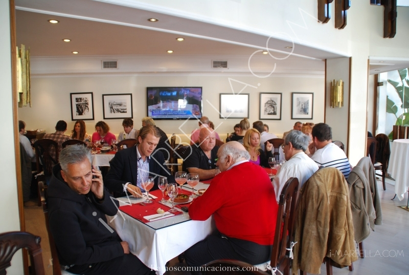 Press Lunch at