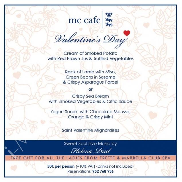 i-Marbella Romantic Valentine's Day Guide