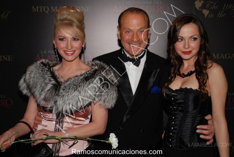100 Businesswomen of the World Gala in Marbella Vol.1