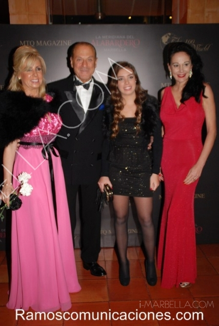 100 Businesswomen of the World Gala in Marbella Vol.1