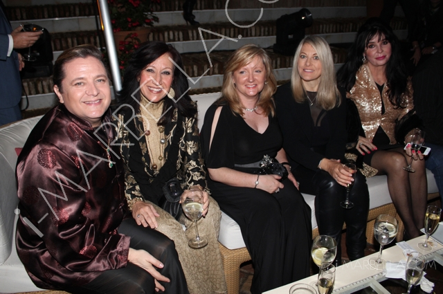 Suite Fabulous 10th Anniversary Party in Marbella