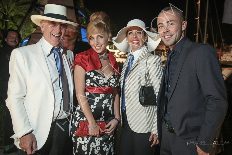 Gallery of the Official Opening of Marbella Luxury Weekend