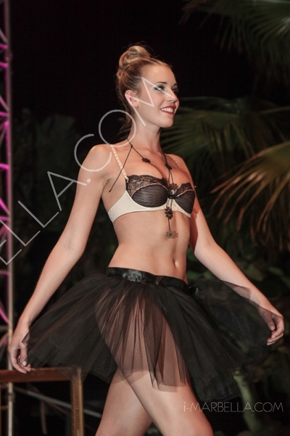 Sexy and Elegant Maison Lejaby Fashion Show in MLW