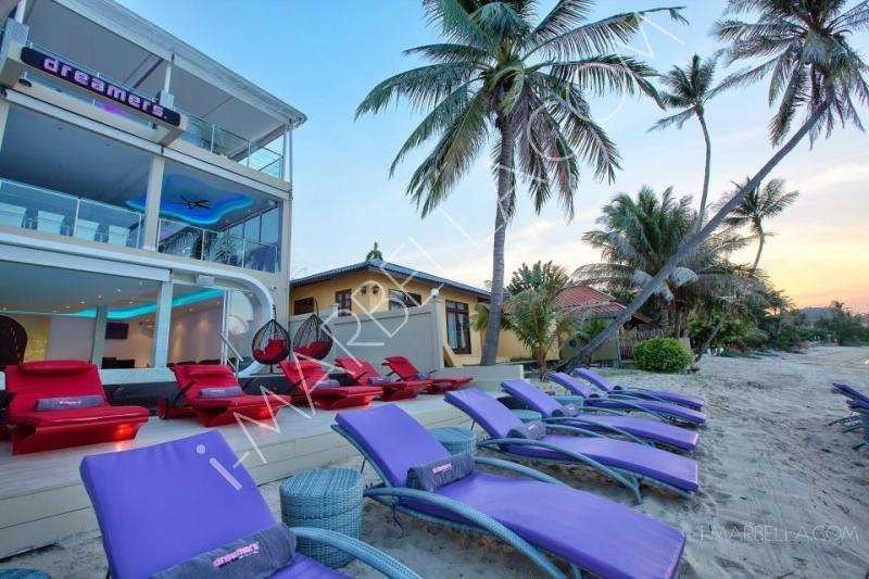 Dreamers Beach Club Opening in Koh Samui