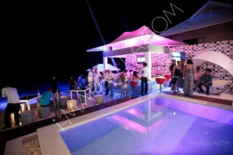 Dreamers Beach Club Opening in Koh Samui