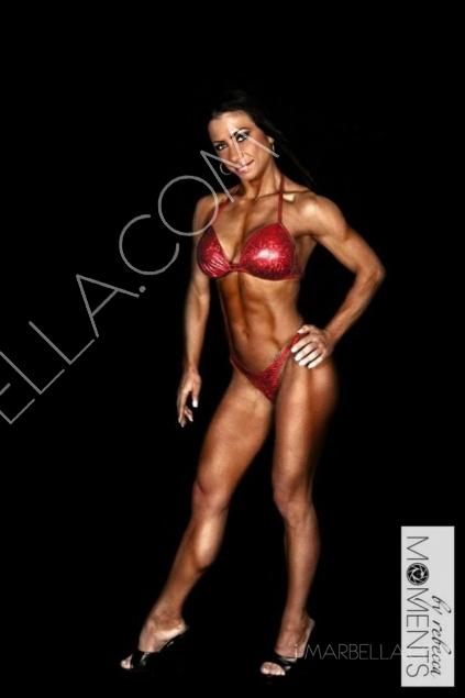 10 Minutes with Body fitness Athlete Maria Bozinovska