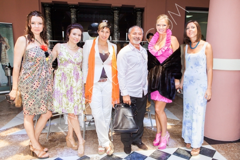 6* Luks Marbella Brunch with Diamonds & Luncheon