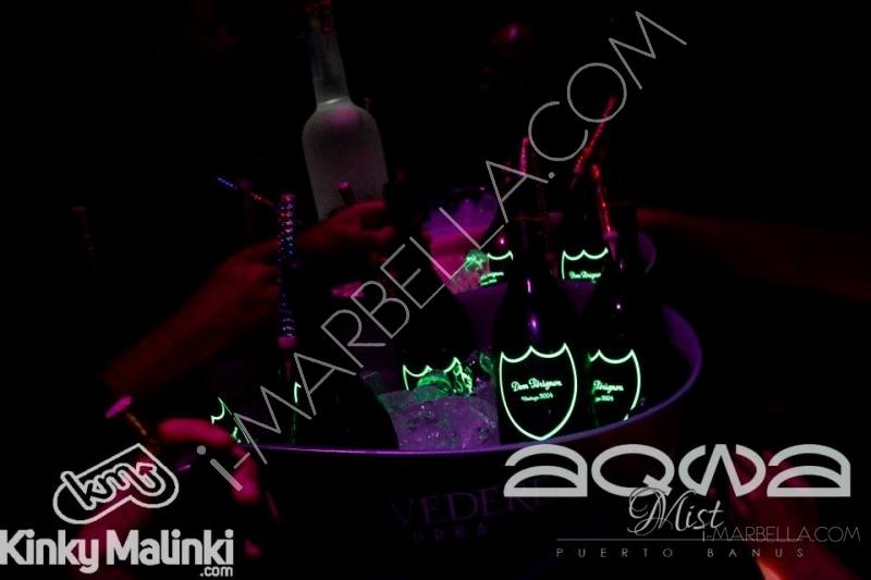 Kinky Malinki at Aqwa Mist Nightclub