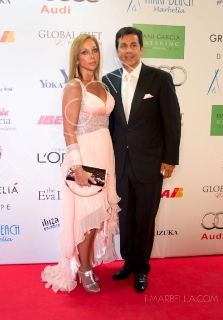 Ева Лонгория с Global Gift Gala в Марбелье, Часть 2
