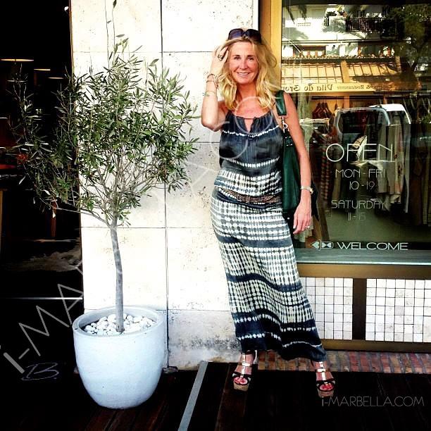 Fashion Police: Bohemian Chic Nina Brodin