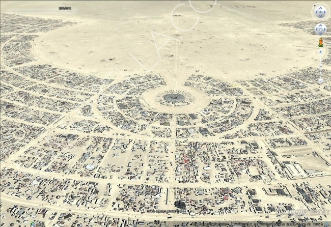 What is the Burning Man?