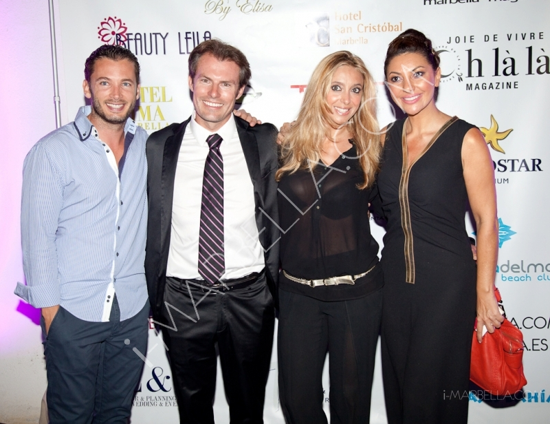 Ocean Clinic 5th Anniversary Charity Party in Marbella Vol.1