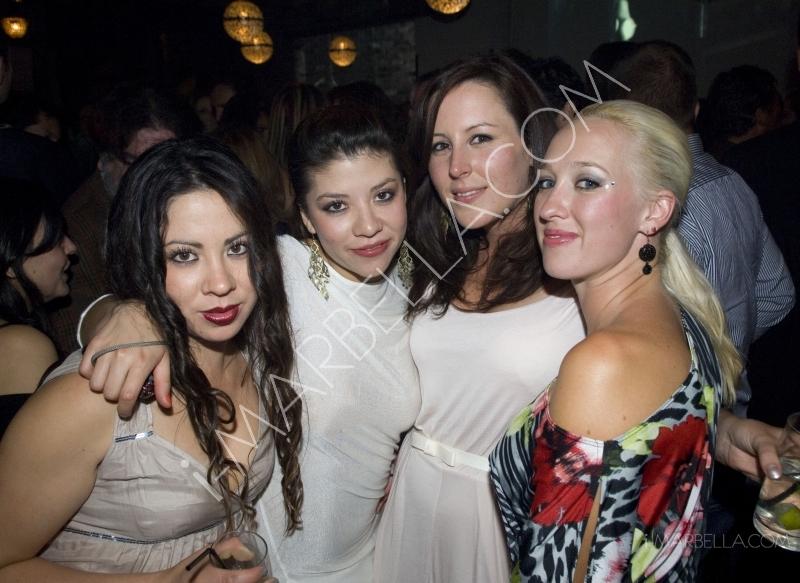 Tribeca.... Manhattan meets Marbella, New Club... New Vibe... Wicked
