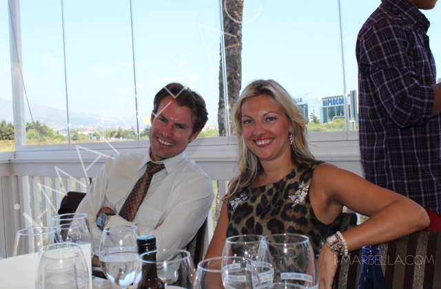 i-Marbella Business Lunch at La Sala