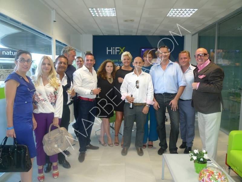 HiFX Summer Party 2013 in Marbella