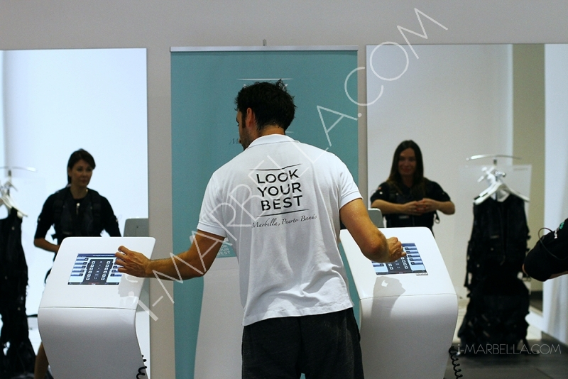 Look Your Best introduces EMS Technology to Puerto Banus