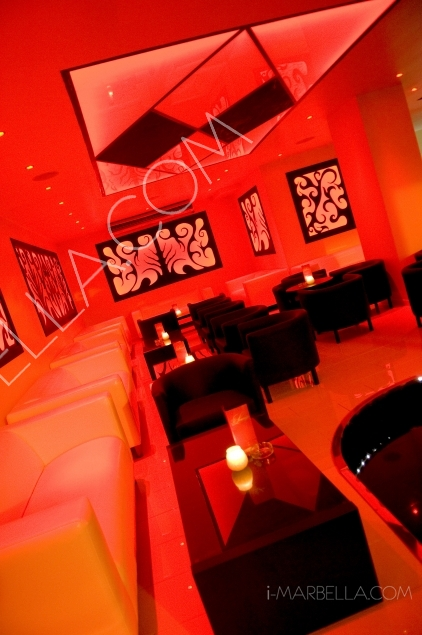 Multi Coloured Lounge Bar Opening in Puerto Banus Gives the Second Line a Great New Venue Just to Chill