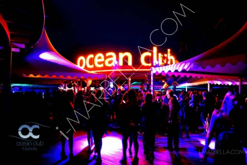 Ocean Club Black & Gold Closing Party 2013 Vol.1