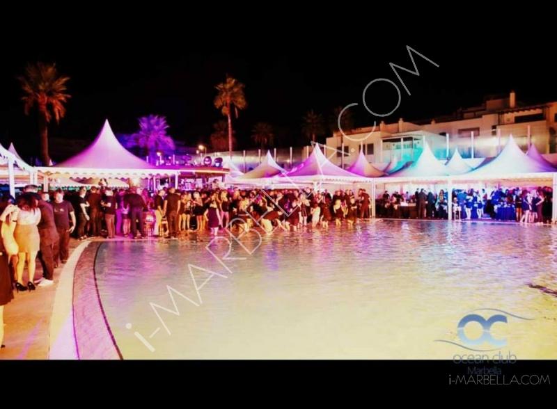 Ocean Club Black & Gold Closing Party 2013 Vol.1