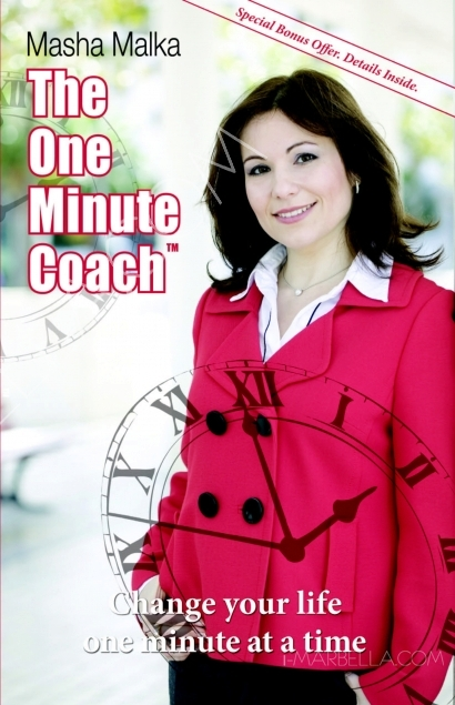 10 minutes with Lifecoach Masha Malka