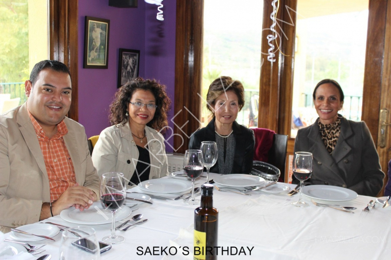 "Saeko Hamada:""Every Birthday I'm Grateful For My Health"""
